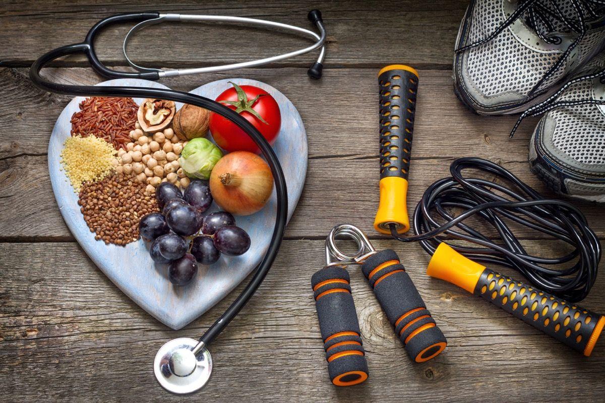 Dieta ed esercizio fisico
