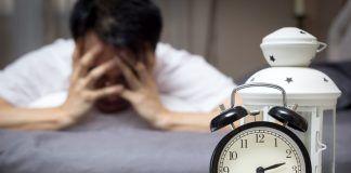 carenza di sonno