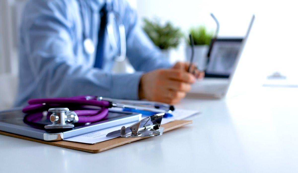 diagnosi del dottore