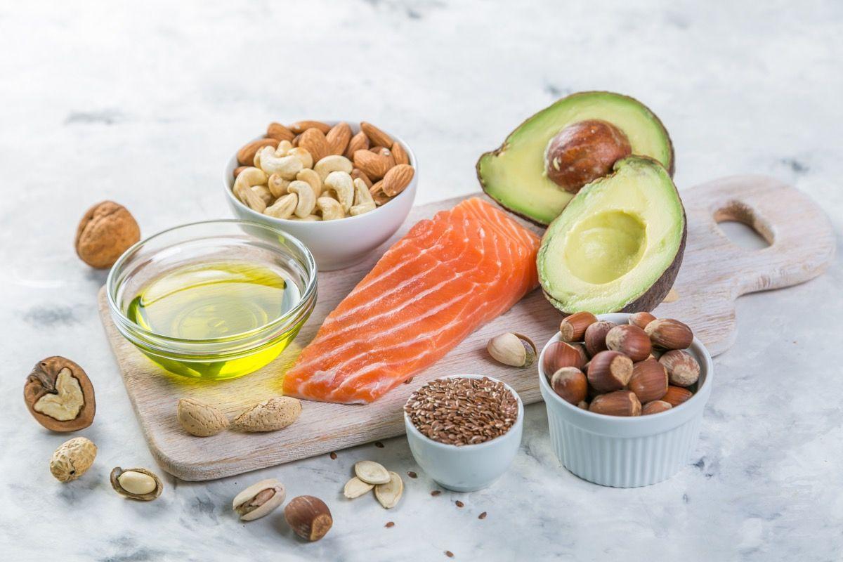 dieta ad alto contenuto di grassi