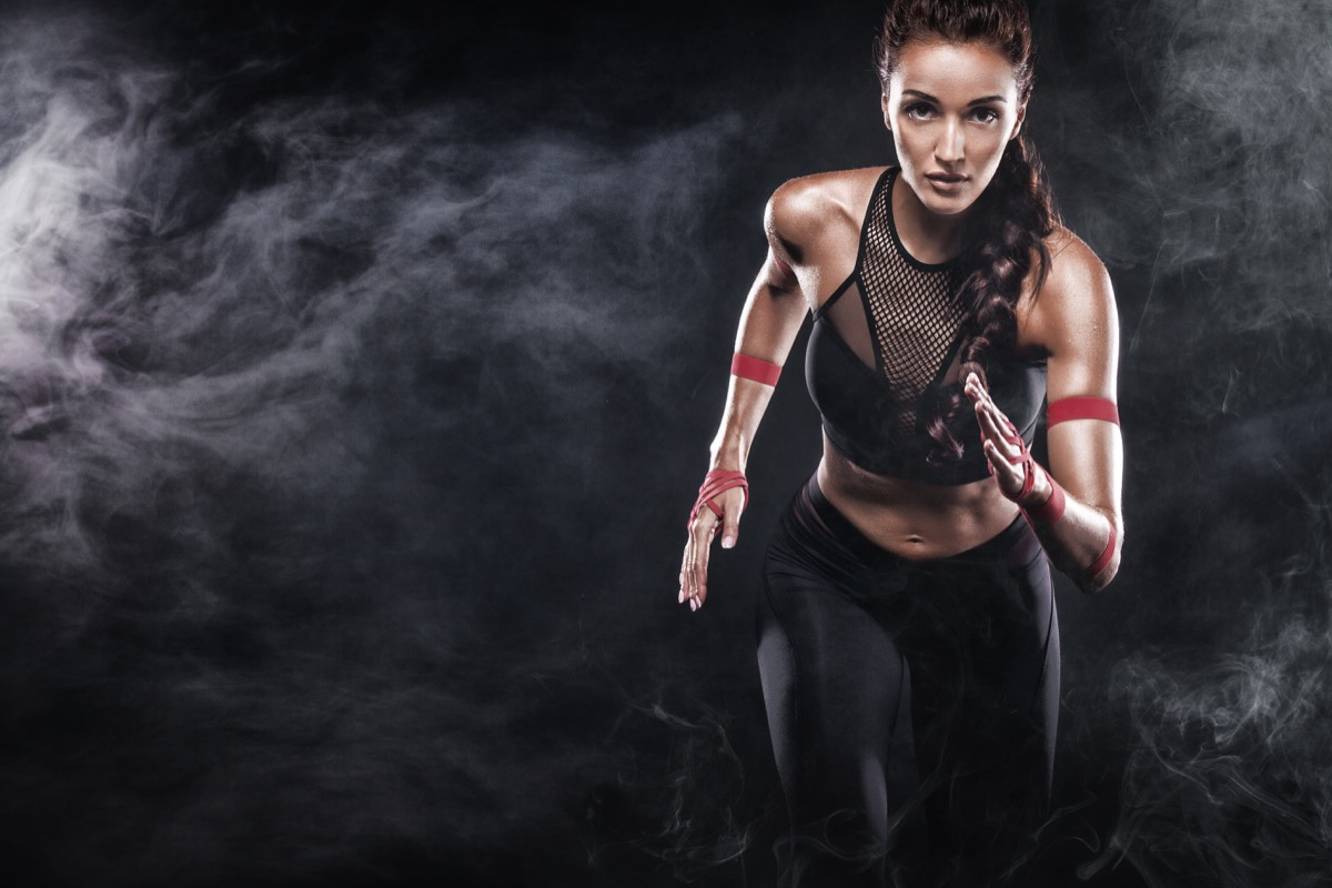 Potenziare i muscoli