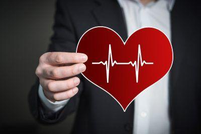 Primo cuore in 3d