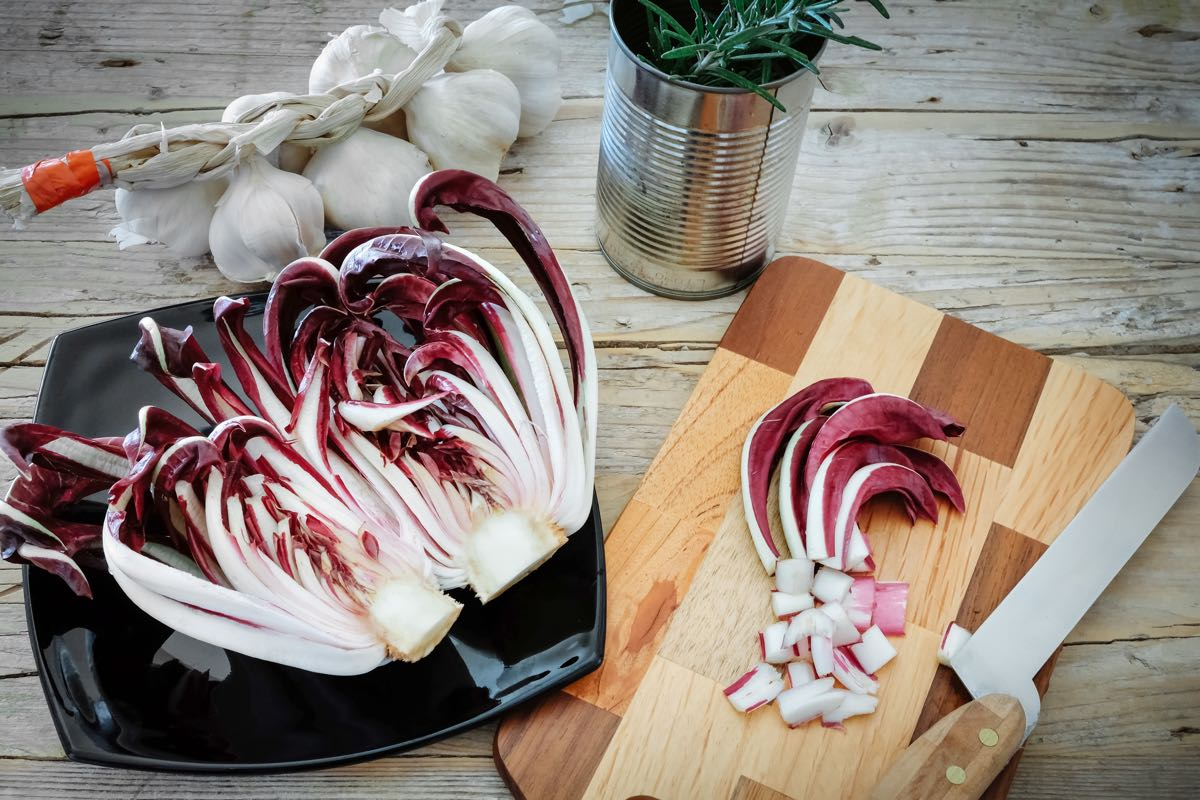 Radicchio rosso