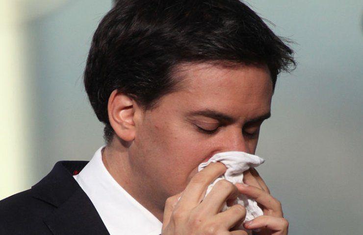 Muco nasale nero da cosa dipende perché