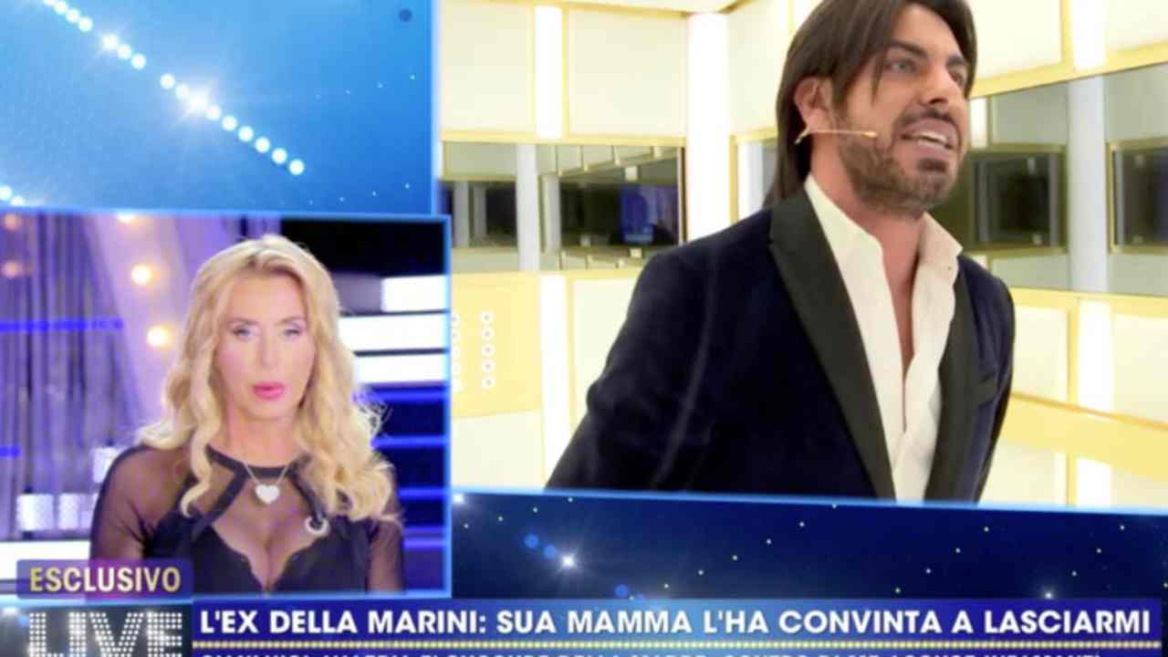 Gianluigi Martino Valeria Marini
