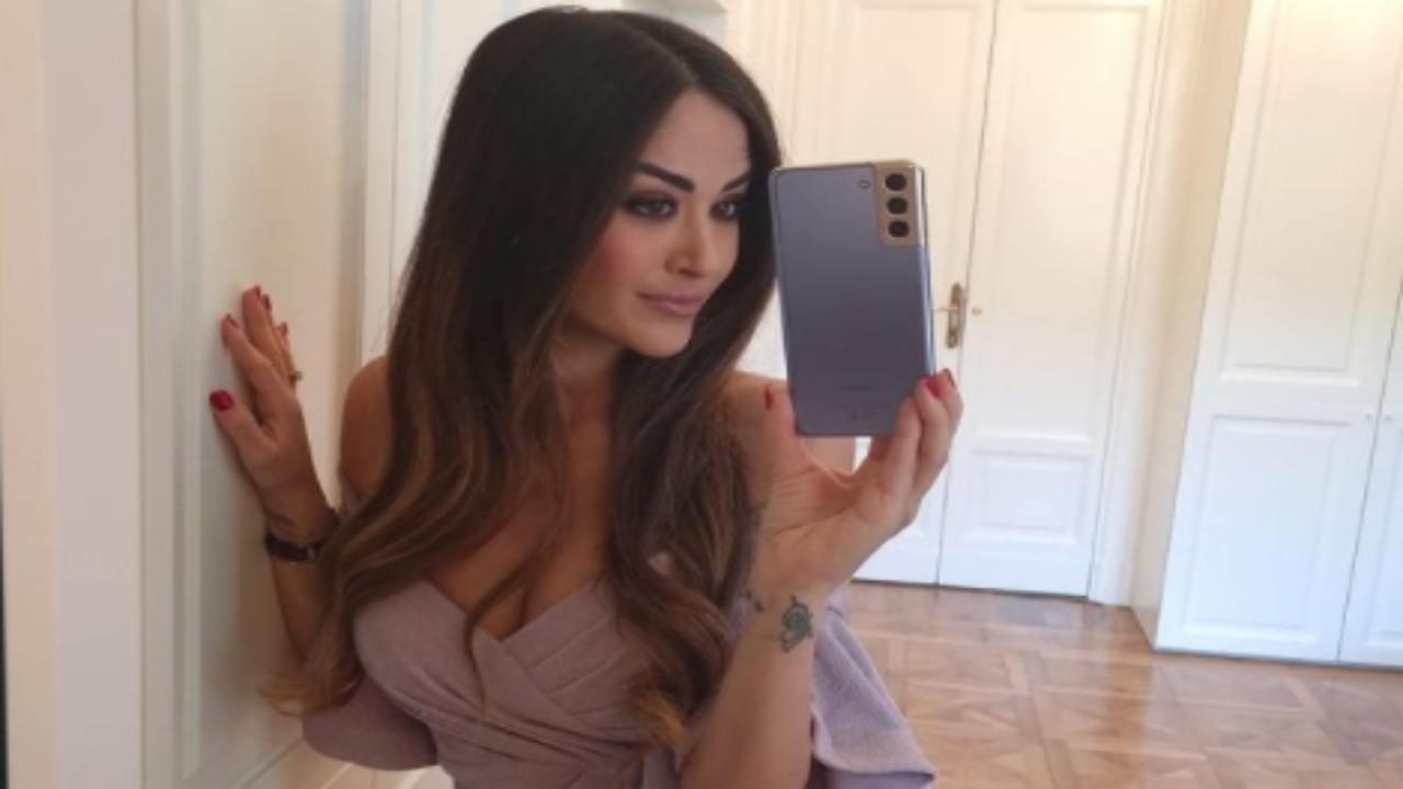 Giorgia Palmas Instagram