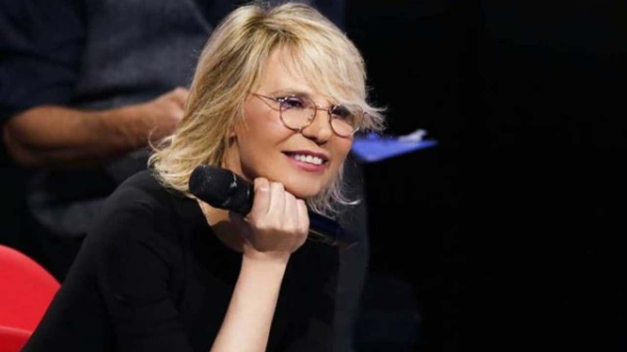 Maria De Filippi Amici 2021