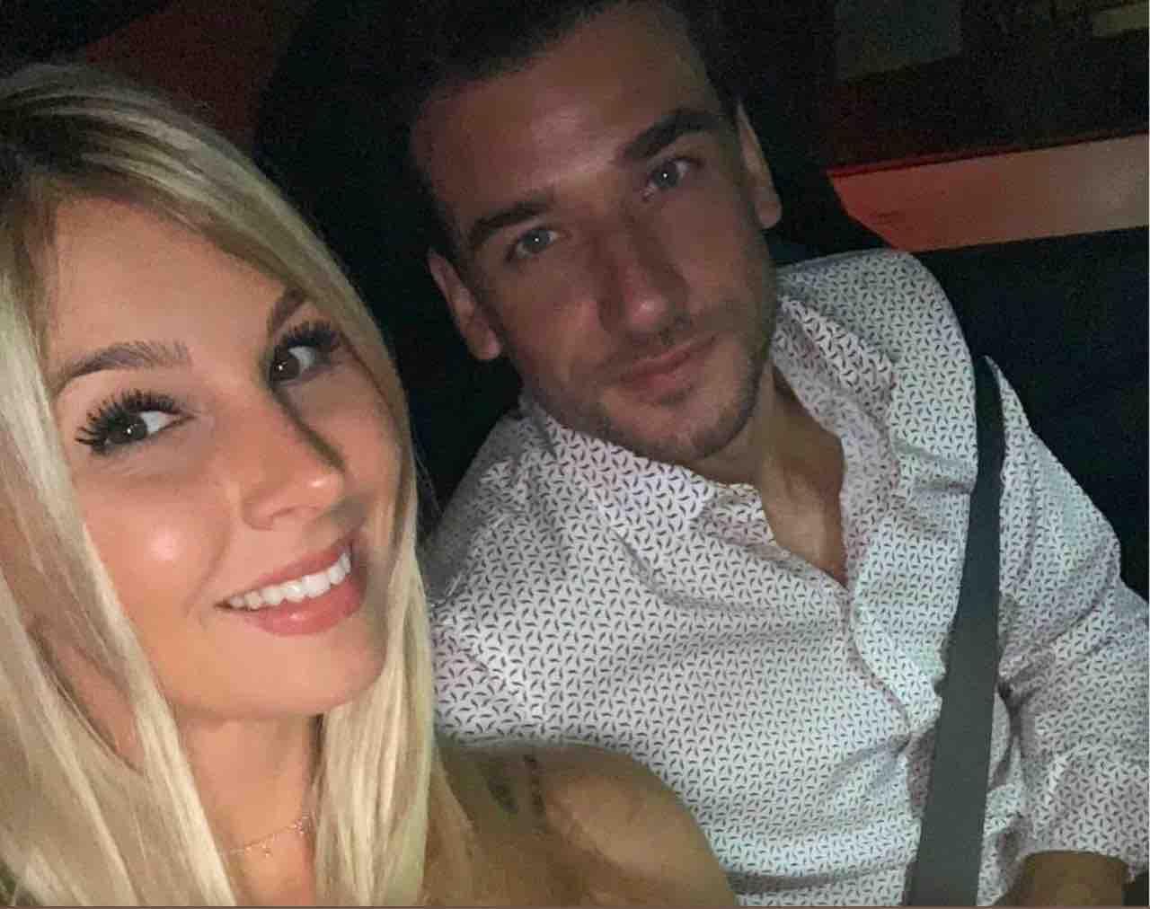 Damiano Carrara fidanzata