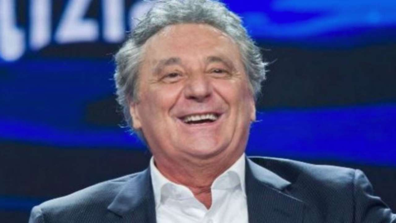 Enzo Iacchetti figlio Martino