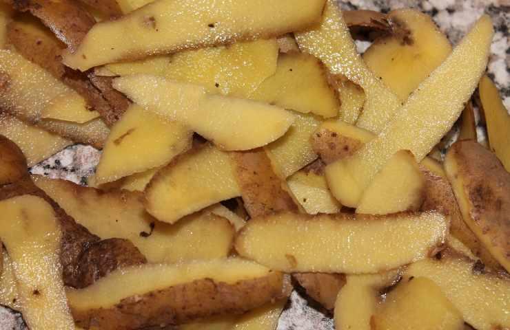 trucchi bucce patate