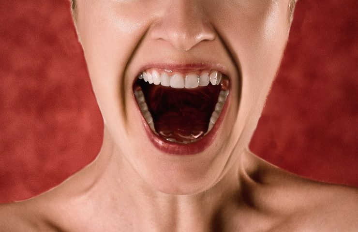 Sapete perché urliamo quando siamo arrabbiati?