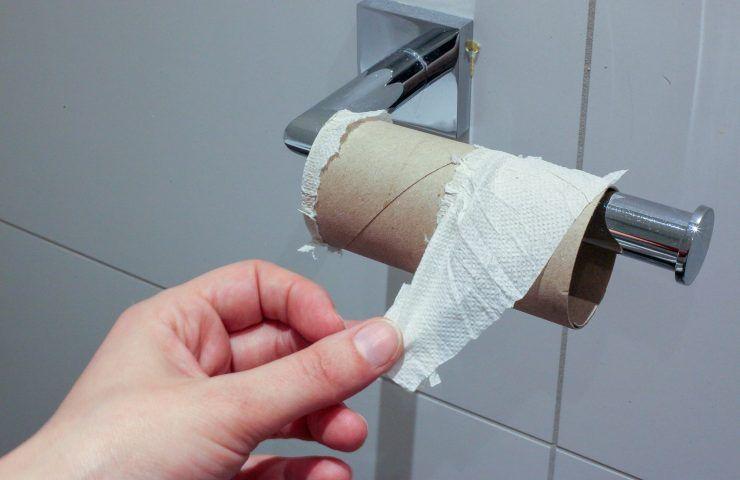 Carta Igienica rimedi