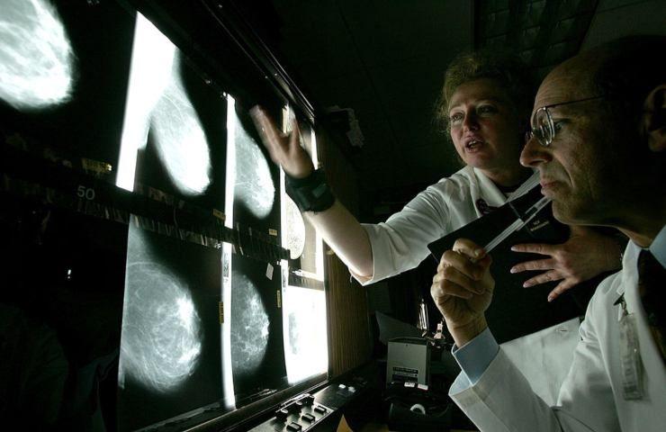 Carcinoma mammario gene che predispone