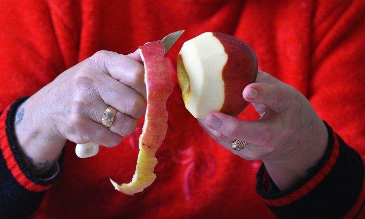 bucce di mela benefici
