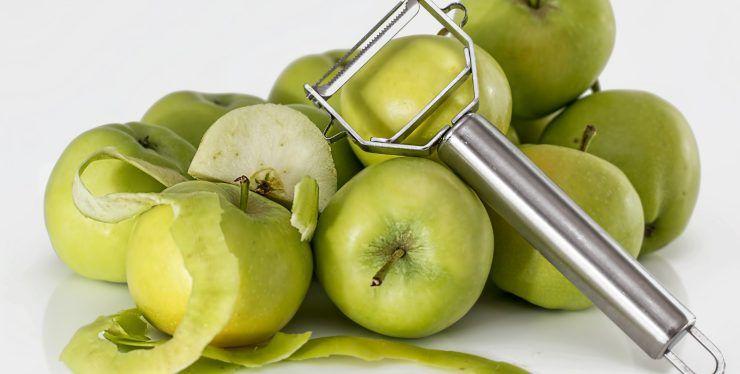 bucce di mela ricette e benefici