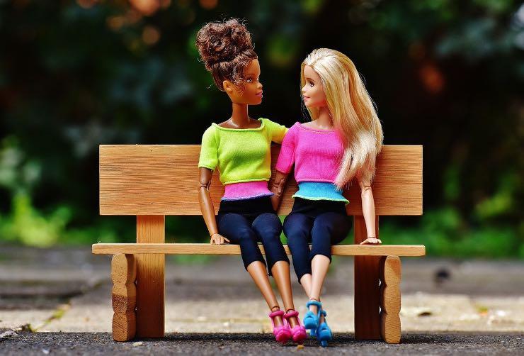barbie e amiche