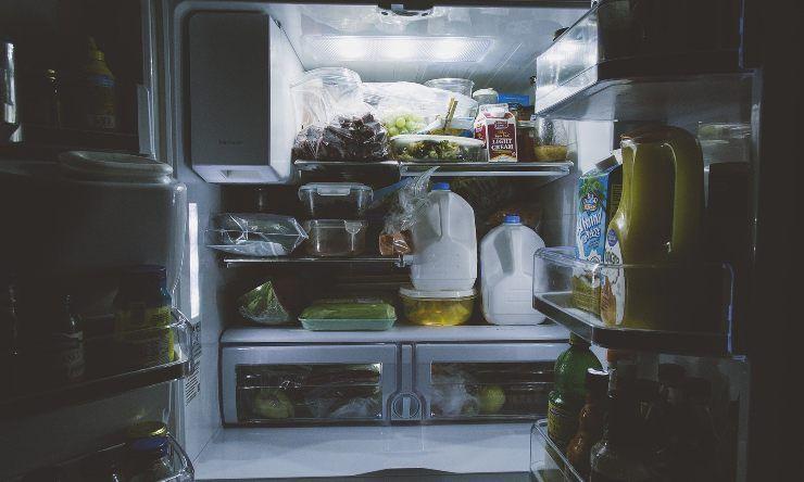 rumore del frigo