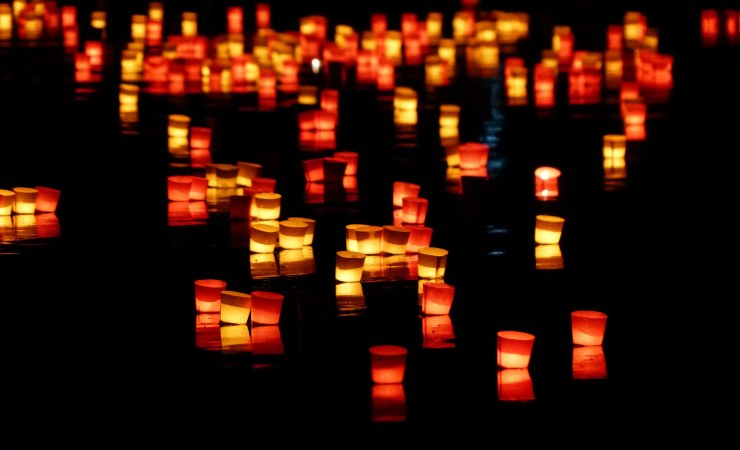 piccole candele