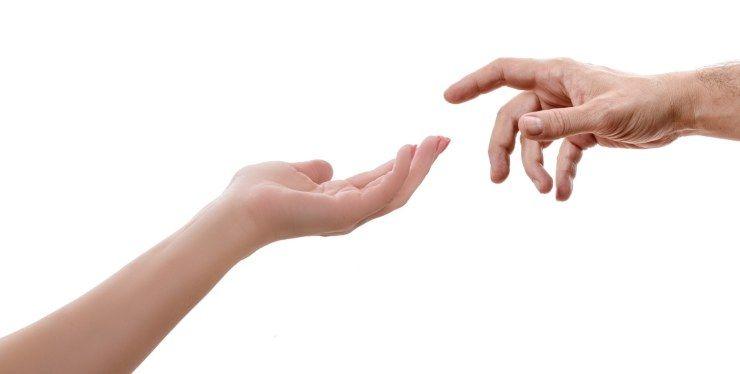 cosa dicono le mani