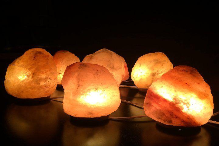 lampade Himalaya