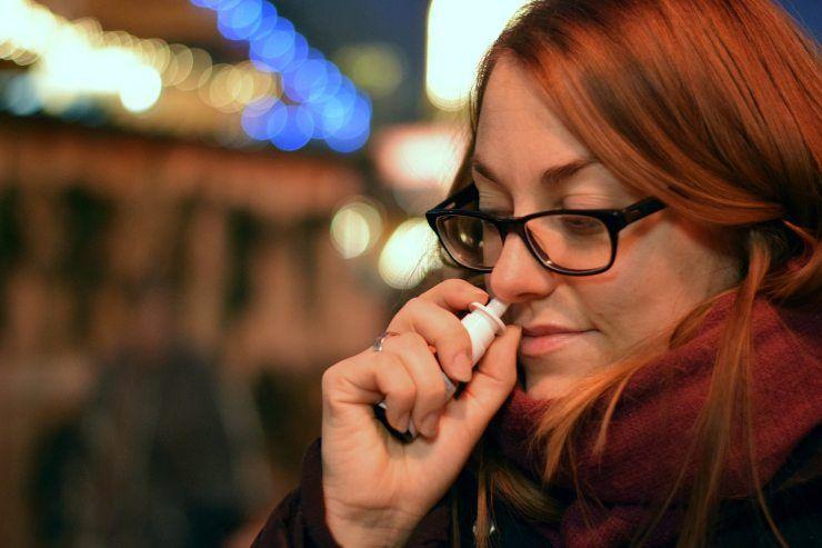 Come distinguere allergia da raffreddore