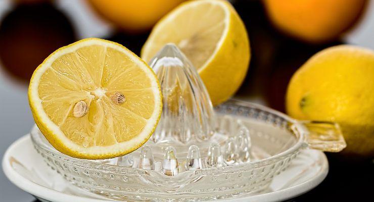 limone diviso