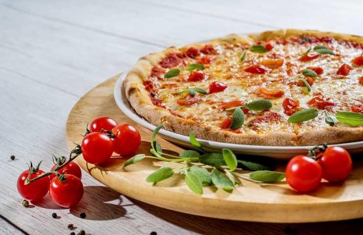 Pizza che non fa ingrassare