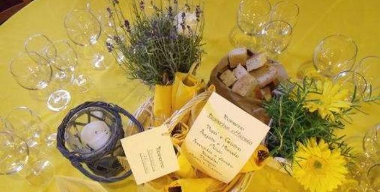 tavola gialla