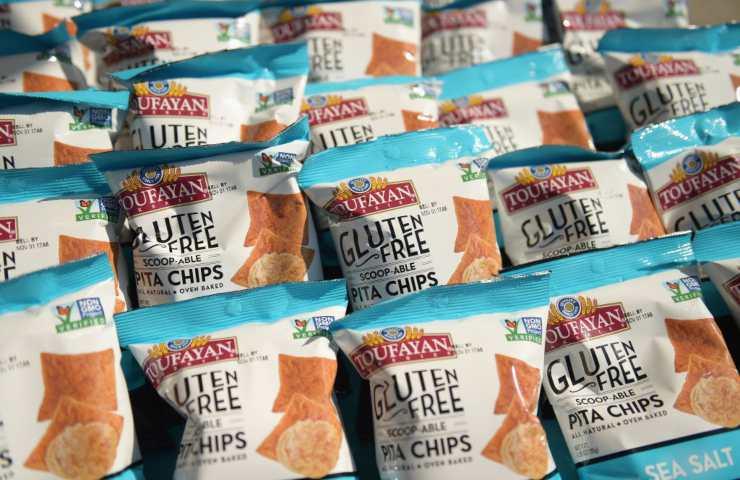 Cibi senza glutine corretto