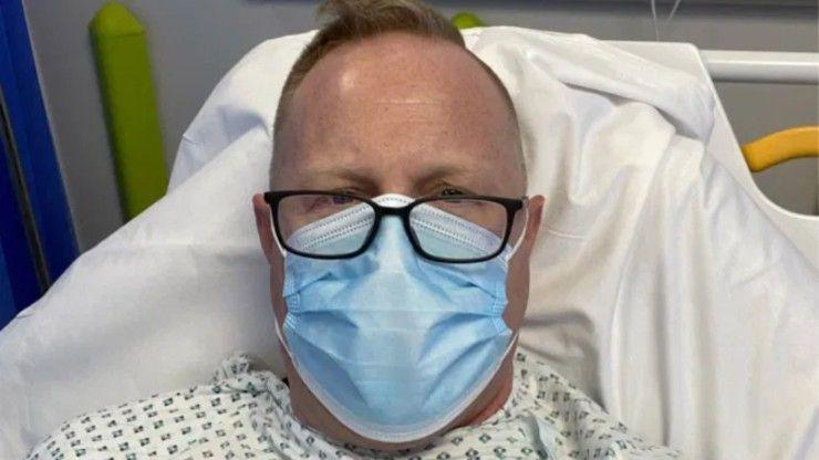 jonathan frostick linkedin post virale infarto