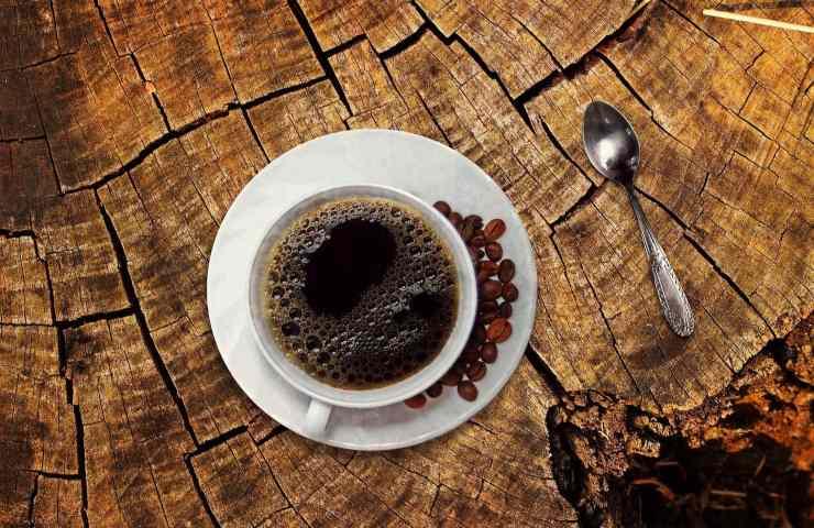 Bere caffè fa dimagrire
