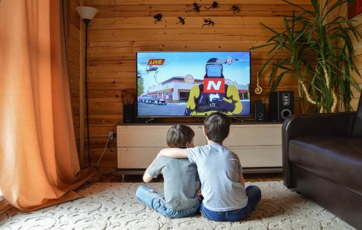 distanza corretta per guardare tv