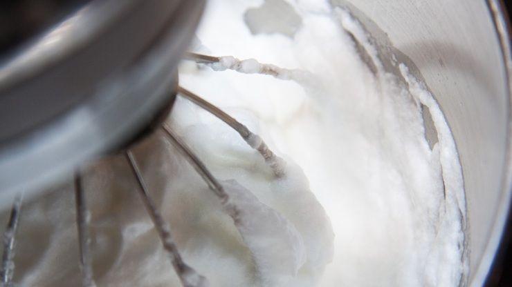 riutilizzare albume bianco uovo