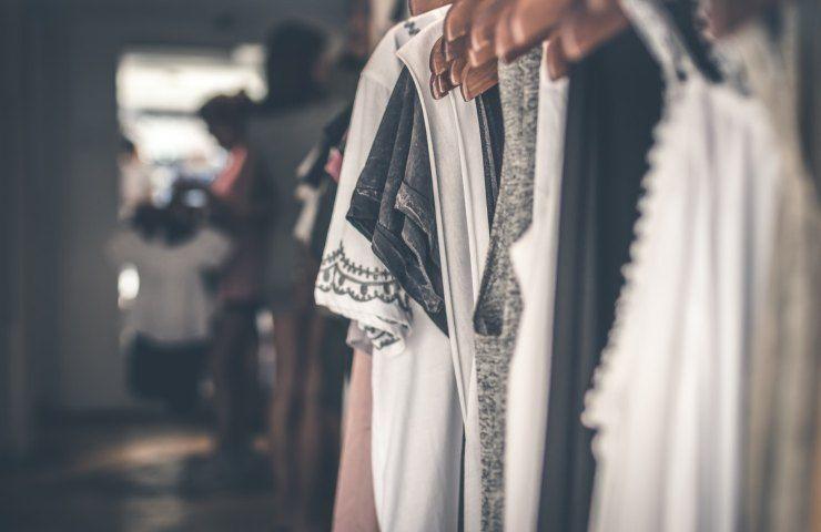 tendenze moda dettaglio anni Ottanta