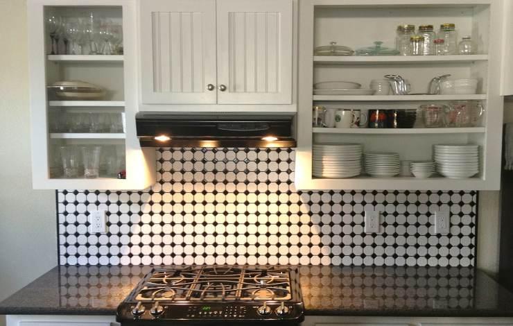come pulire le mattonelle cucina