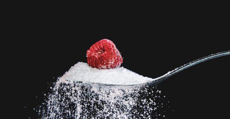 mora con zucchero