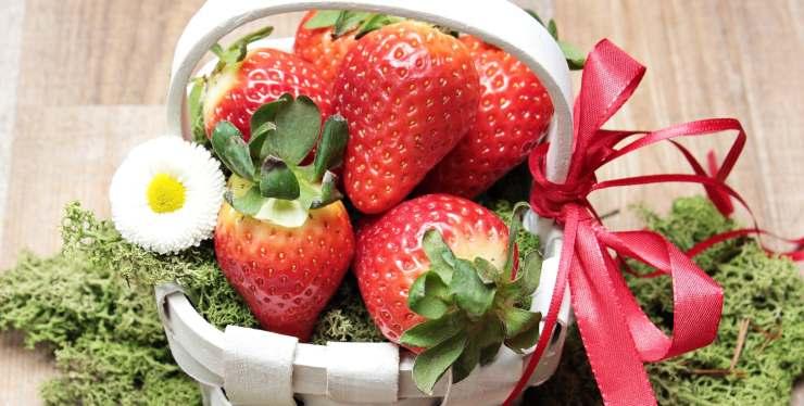 come conservare le fragole