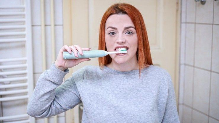 lavarsi pulirsi lavare pulire denti covid