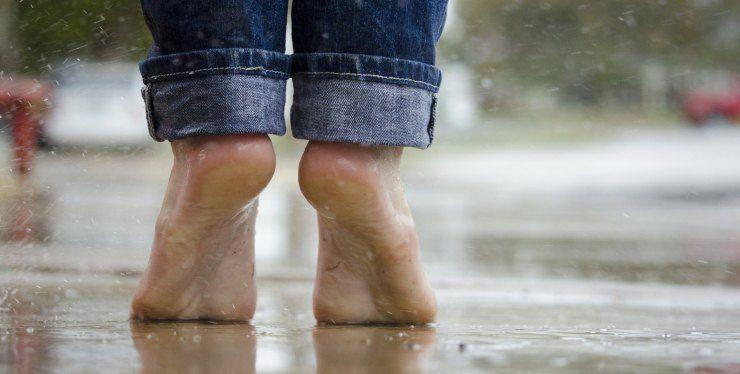 cosa dicono i piedi sulla salute