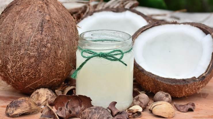 olio cocco