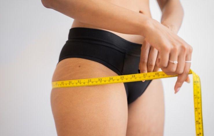 dieta per corpo a pera