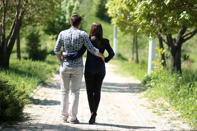 Camminare con il partner svantaggio