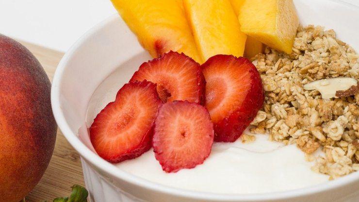 granola fatta in casa senza glutine