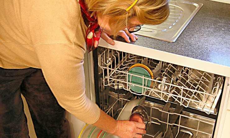 friggitrice in lavastoviglie