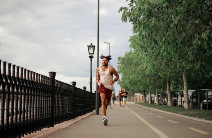 Corsa endorfine