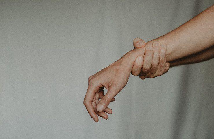 punti di pressione del corpo