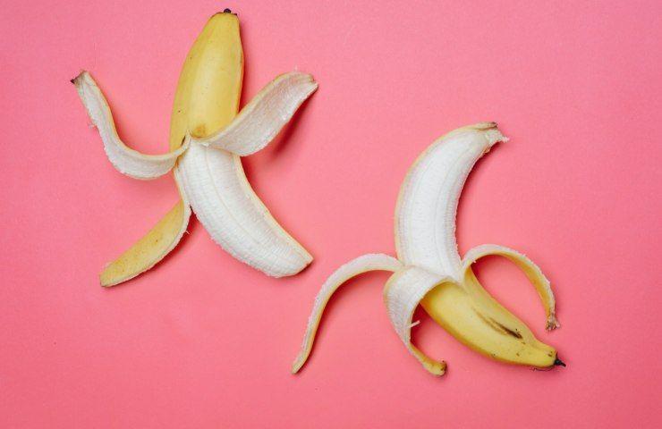 Buccia di banana riutilizzo