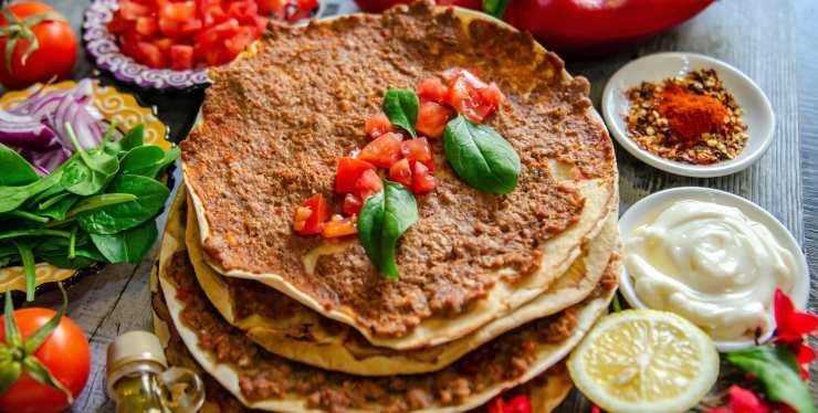 piadine con lenticchie ricetta