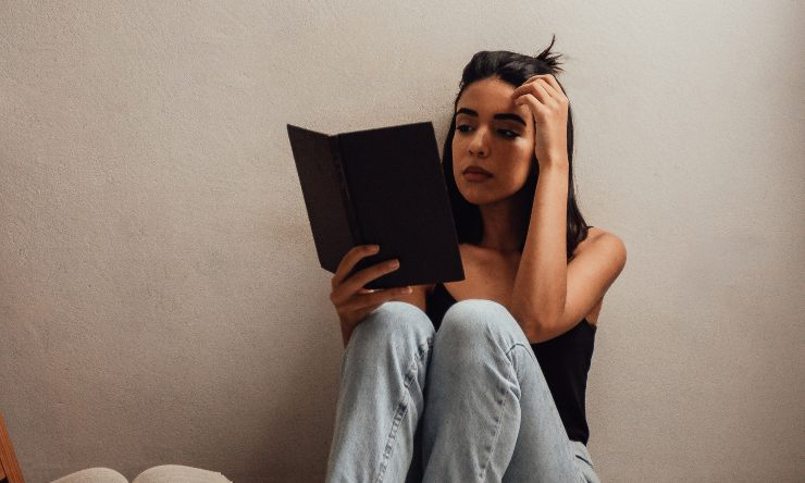 lettura di un libro