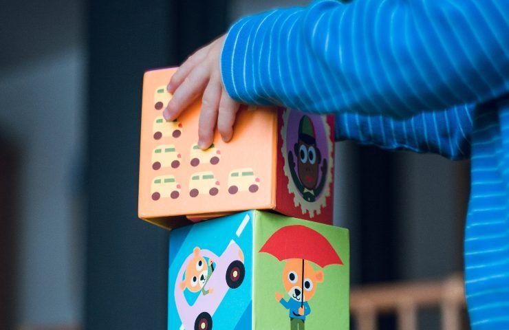 giochi Montessori concentrazione